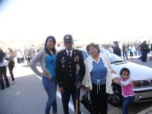 Geena Michelle Santacruz - Sarget First Class Pedro-Gonzales, Fort Leonard Wood, Missouri