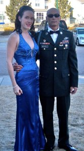 Holly Mitchell - Sgt. Eric Mitchell, Ft. Carson, CO