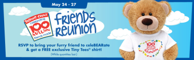 RSVP to our Friends Count Reunion!