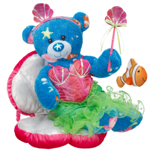 Deep Blue Sea Bear mermaid from Under the Sea collection