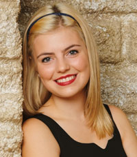 Ceilidh Millar head shot