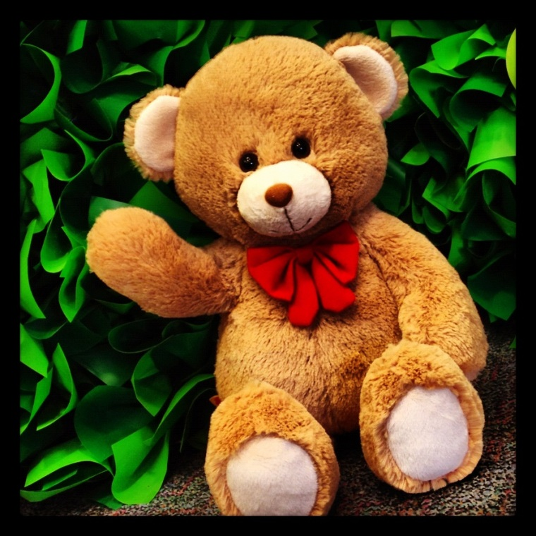 Holiday Hugs Bear gift